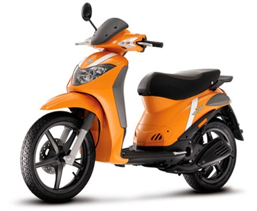scooter liberty 80